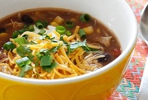 Soups and Crock Pot Meals / by Kathy Zour