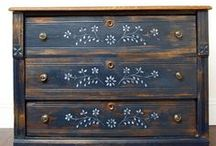 old furniture..new life / Use this board as inspiration for your own creations!! / by Julie Holton