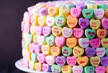 Love, love, love / I love love. These pink and red heart-filled treats are perfect for Valentine's Day and all year round! / by We are not Martha