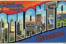 Welcome to Atlanta / Force Marketing is proudly based in Atlanta, Georgia, home of all things Southern. This Pinboard encompasses some of our favorite things about our hometown.  / by Force Marketing