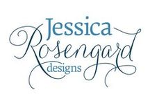Logo Design / Original logos designed by Jessica Rosengard.