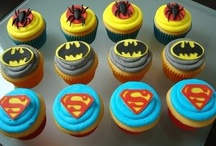 Super Hero Party!! / Be your favorite super hero or just party with them with these awesome Marvel ideas and activities!