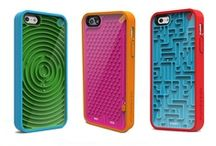 Mobile Phones, Cases, Apps & Gadgets. / Since most of us carry that darn smart phone everywhere we go, may as well make it look cool, function well and be protected. Here are a bunch of cool options.  #iphone #samsung #gadgets #design #cases #technology #smartphones #mobilephones #phoneapps #industrialdesign / by laura l.