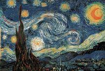 Van Gogh / by Rebeca Maltos