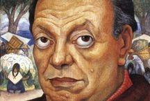 Diego Rivera / by Rebeca Maltos