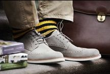How They Wear It: Men / by Timberland Europe