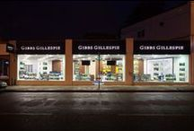 Gibbs Gillespie New Office / Our work for Gibbs Gillespie in Northwood, Middlesex, is as eye catching as they come.