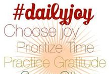 Daily Joy #dailyjoy / This year The Healing Group is sponsoring a project called, Living With Daily Joy.  We all want to feel joyful and find joy in our everyday lives as women and mothers.  Join us on Pinterest @thehealinggroup, Facebook/healingroup and Instragram @thehealinggroup and upload, pin and post to be entered in to our monthly contest.  email kristin@thehealinggroup.com to be added to the board to pin!  Let's make 2014 the beginning of many years of joy to come!