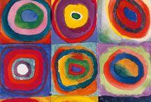 Kandinsky... / by Kimberlee Robinson