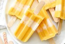 Popsicles & Ice Cream Recipes / Popsicle, ice cream and all the best frozen treat recipes!
