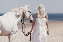 Ethereal Whites / - Editorial Love -