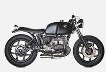 Soulfuel. / Cafe racers, custom motorcycles. / by Lien De Ruyck