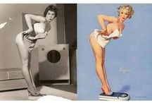 Pin-Up, Rockabilly, Retro / It's about time I made this board! / by Madeleine Rouse