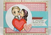 Valentines -  Some Odd Girl