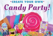 Candy Party / A party so sweet, nobody can resist!