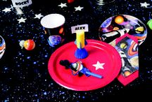 Space Party!!