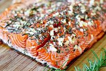 I Eat a Lot of Salmon / I'm forever looking for new ways to cook salmon!