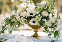 White Tablescapes