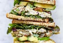 Sandwich Recipes / healthy | lunch | grilled | easy | cold