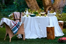 Alfresco Spaces / Take a pic of your alfresco space and enter it in our Room of the Month contest for $250 credit http://on.fb.me/hOfTnD / by Gilt Home
