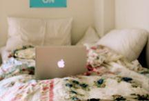 Cozy Spaces / by Leah Barton