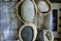 Sea shells & Driftwood & Pebbles & Seaglass / by Rini Boer