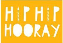 Happy Birthday! / by Leah Barton