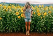 for warmer weather / Summer and Spring Fashion, style / by hannah
