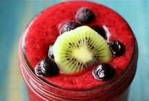 Smoothie Love! / Smooth and delicious ways to start the day...