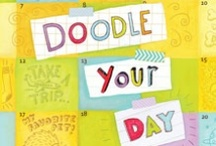 Books By Me! / Doodles make the world go 'round! / by Anita Wood