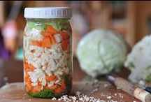 Ferment All the Foods! / Traditional ways to preserve food and get more probiotics in your diet.
