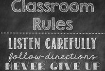 Classroom / by Heather Tatham