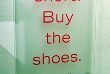 Shoes for Heather / by Glenna Garner