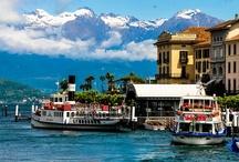 Lago di Como / by Meg Born
