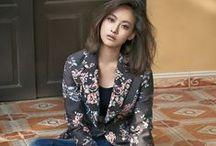 *[KR] Oh Yeon Seo 오연서 (Oh Haet-nim 오햇님) / June 22, 1987 / by Pinterest