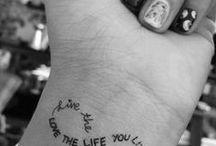 Tattoos / by Lisa Pryor