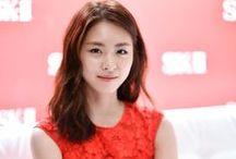 *[KR] Lee Yeon Hee 이연희 / February 26, 1988 / by Pinterest