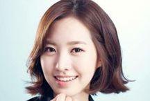 *[KR] Jin Se Yeon 진세연 (Kim Yoon-jung 김윤정) / February 15, 1994 / by Pinterest