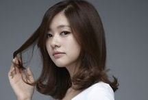 *[KR] Jung So Min 정소민 (Kim Yoon-ji 김윤지) / March 16, 1989 / by Pinterest