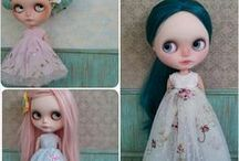 Doll clothes and fun accessories  / by Pam Carter