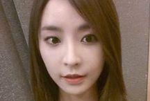 *[KR] Jeong Yu Mi 정유미 / February 23, 1984 / by Pinterest