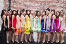 Captivating Colors / For brides who find the color in life and in love! / by Little White Dress Bridal Shop