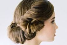 Wedding Hairstyles / Wedding locks to complement your perfect wedding day look / by Little White Dress Bridal Shop