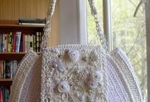 Crochet bags and tutorials / by Artisan Designs UK