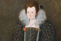 b_Tudor (1590s/1600s) - English Portraits / by Bess Chilver