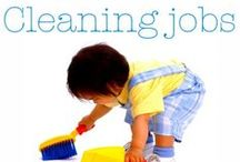 Kids: Housework and Chores / Age-appropriate chores for kids, teaching them to help around the house.