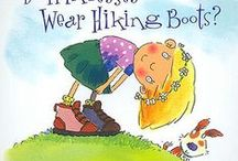 do princesses wear hiking boots? / by Carmela LaVigna Coyle
