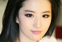 *[CN] Liu Yifei Crystal 刘亦菲 / 25 August 1987 / by Pinterest