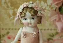 Dolls from 1900 to 1950 / by Pam Carter
