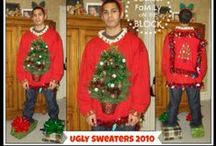 Holidays: Ugly Christmas Sweaters